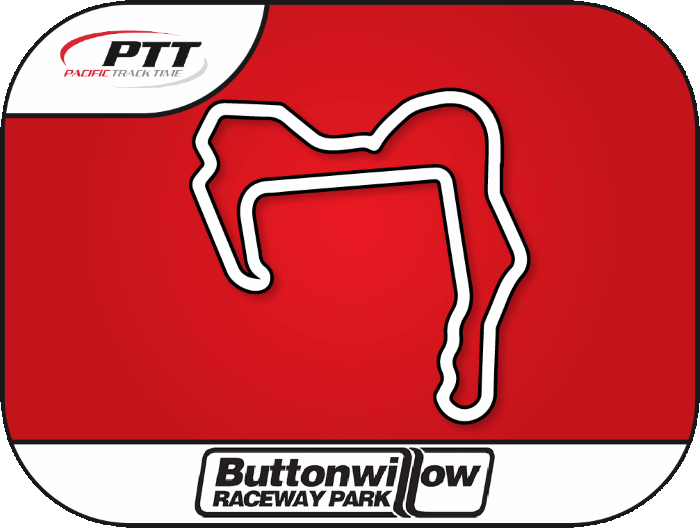 Pacific Track Time - Buttonwillow Track Day Button Map