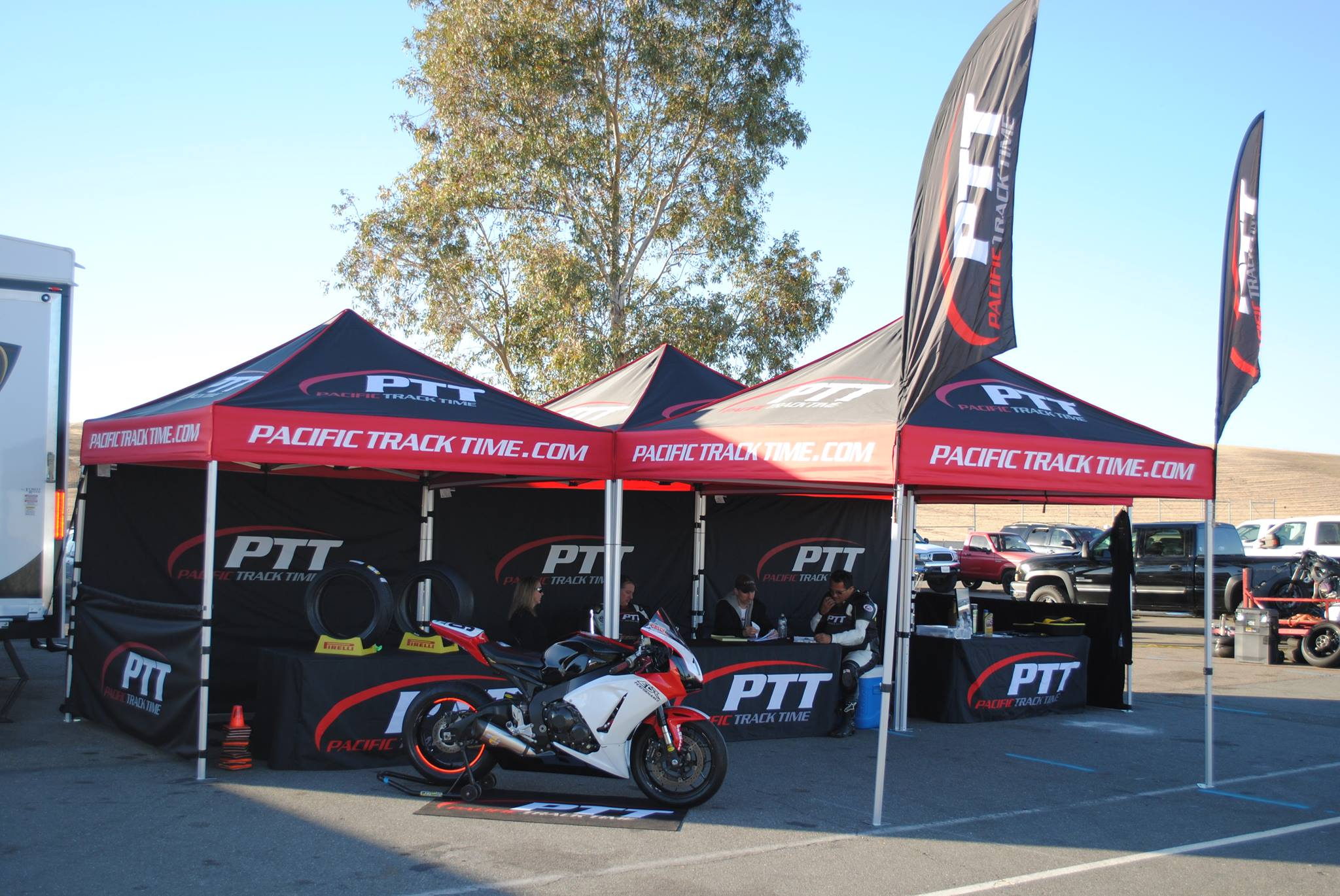Pacific Track Time - Track Day Registration