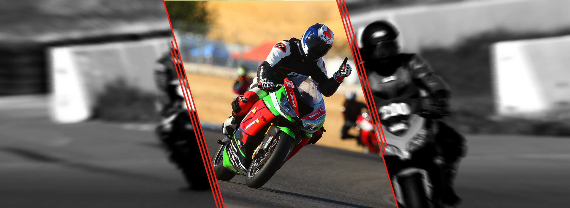 Pacific Track Time - Leading Provider in Motorcycle Track Days - Slider 2