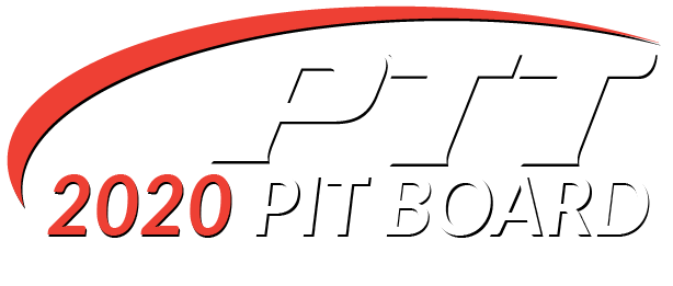 Pacific Track Time 2020 Pit Board