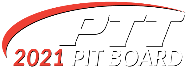 Pacific Track Time 2021 Pit Board