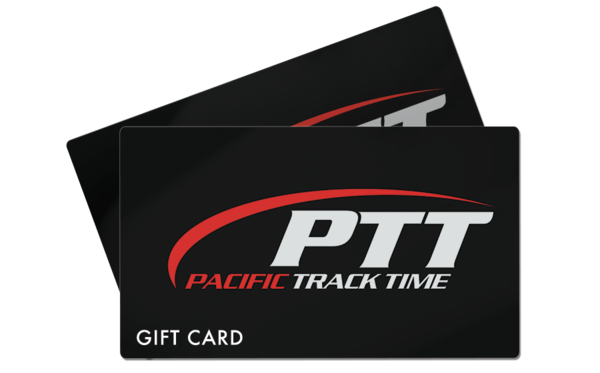 Pacific Track Time - Gift Card