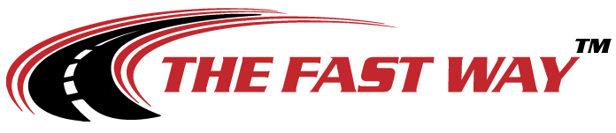 The Fast Way(tm) Logo - PacificTrack Time